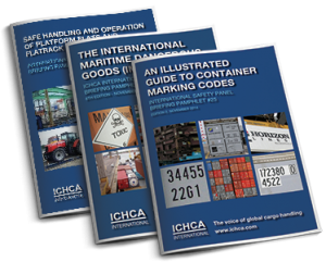 ICHCA covers