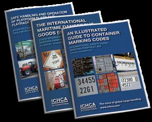 ICHCA covers