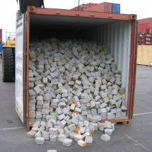 container weighing