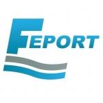 Feport logo