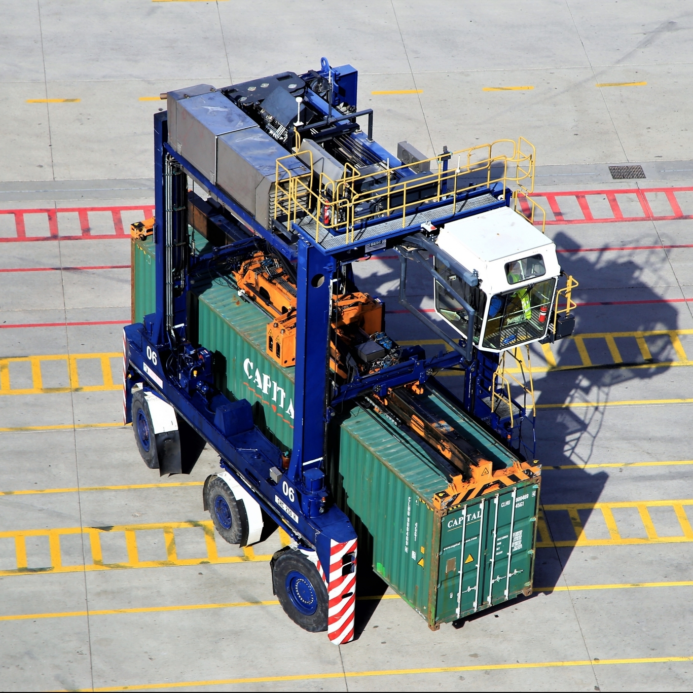 Straddle Carrier Safety Working Group