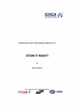 BP21: Stow it Right!