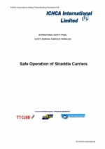BP36: Safe Working with Straddle Carriers