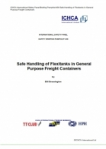 BP38: Safe Handling of Flexitanks in General Purpose Freight Containers