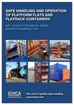 BP41: Safe Handling and Operation of Platform Flats and Flatrack Containers