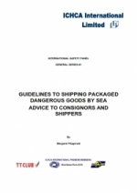 GS1: Guidelines for Shipping Packaged Dangerous Goods by Sea