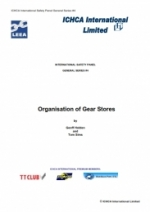 GS4: Organisation of Gear Stores - Joint Publication with the Lifting Equipment Engineers Association