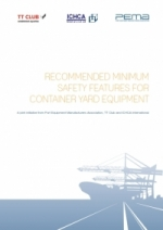 GS9: Recommended Minimum Safety Features for Container Yard Equipment - Joint Publication with PEMA and TT Club