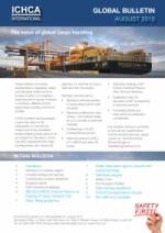 ICHCA Bulletin (August 2015)