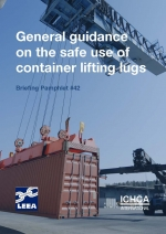 BP42: Guidance on the safe use of container lifting lugs