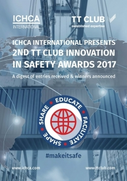 ICHCA International presents TT Club Innovation in Safety Award 2017