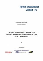 RP11: Lifting People at Work for Cargo Handling Purposes