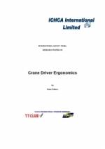 RP16: Crane Driver Ergonomics