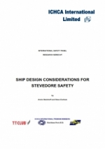 RP7: Ship Design Considerations for Stevedore Safety