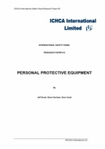RP9: Personal Protective Equipment and Clothing
