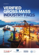 Verified Gross Mass - Industry FAQs