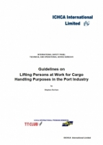 TOA3: Guidelines for Lifting Persons for Cargo Handling Purposes in the Port Industry