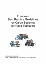 European Best Practice Guidelines on Cargo Securing for Road Transport (European Commission)